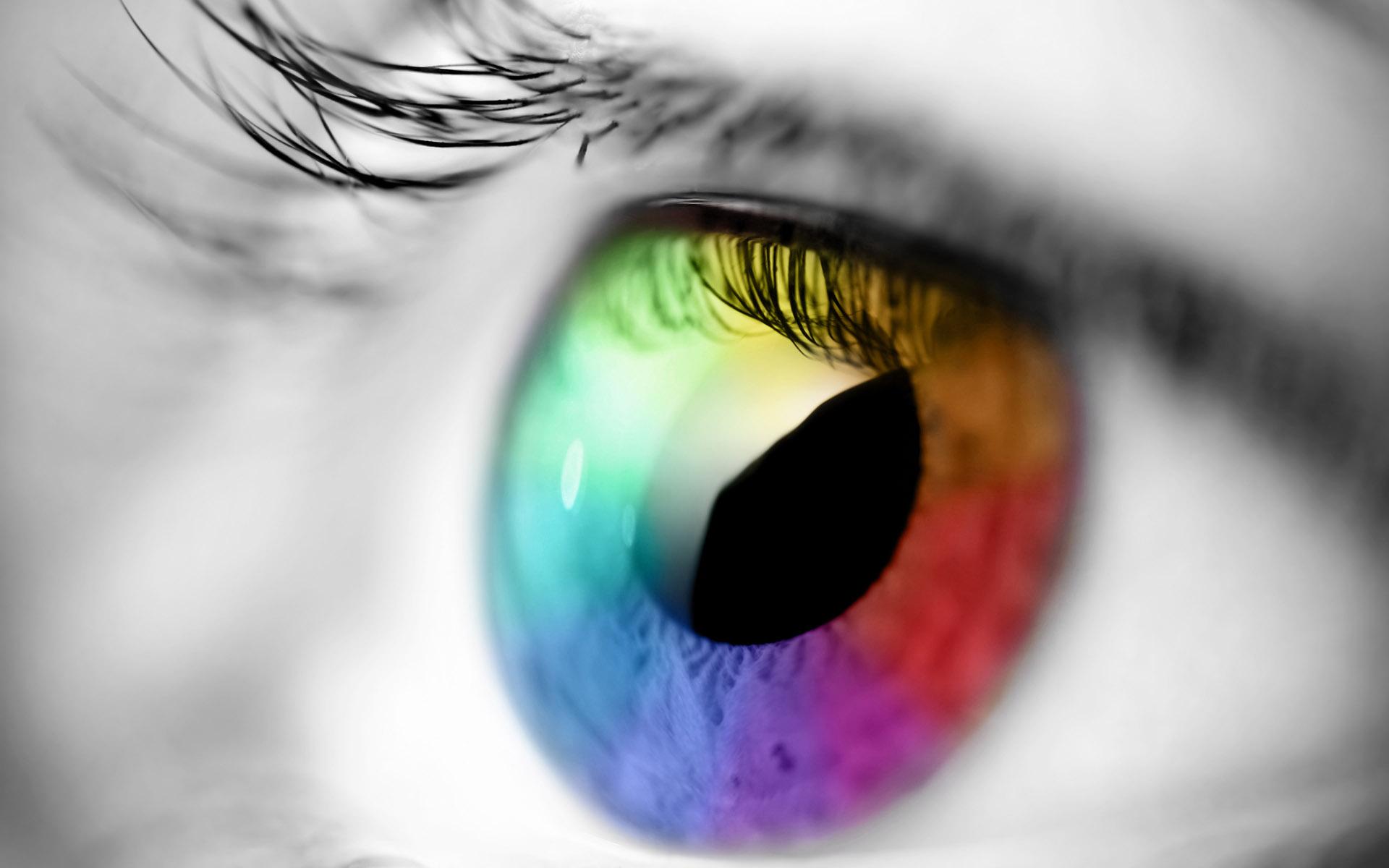 Virtually Appealing Eyes