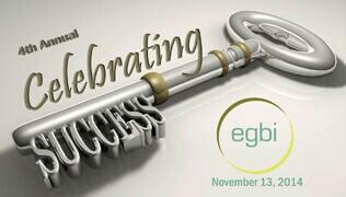 EGBI celebrating