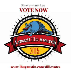 Armadillo Awards Vote