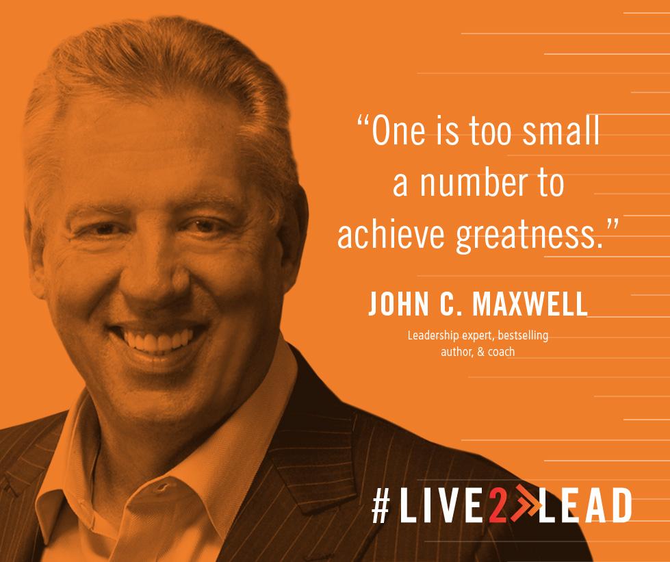 john-c-maxwell live2lead
